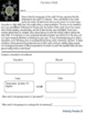 Snowflakes are Different: Non-Fiction printables with questions
