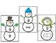 Snowman Activities For PreK and Kindergarten