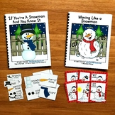 "Snowman Adapted Song Book--""If You're a Snowman and You Know It"""
