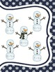Snowman Addition: Adding On (Fact Family Five)