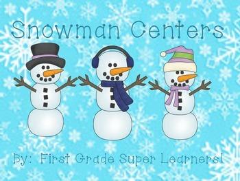 Snowman Centers