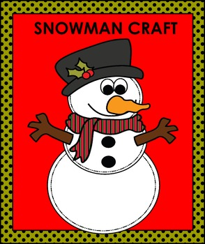 Snowman Craft Two