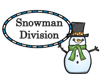 Snowman Division *Scoot*