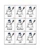 Snowman Dolch Noun Sight Words eBook