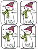 Snowman Families Freebie for Kindergarten