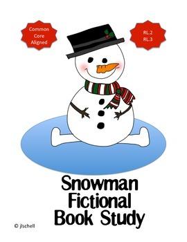 Snowman Fiction Book Study