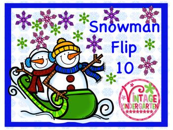 Snowman Flip 10