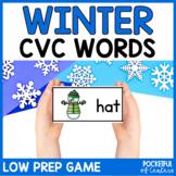 Snowman Meltdown - CVC Game
