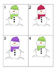 Snowman Spotlight Words