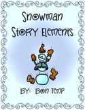 Snowman Story Elements