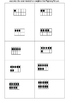 Snowman Winter 120 Chart Mystery Picture with Ind. Work Cards