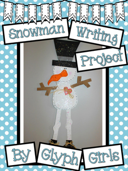 Snowman Writing Project