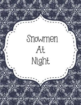 Snowmen At Night Book Resources