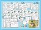 Snowmen At Night - Comprehension Q & A Sticks & Craft