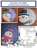 """Snowmen At Night"" Craft & Writing Prompts"
