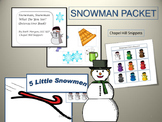 Snowmen Packet--Snowman Snowman What do you see?, 5 Little