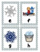 Snowy Alphabet Scavenger Hunt: Upper and Lowercase Letters