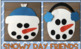 Snowmen Literacy Activities and Crafts with Favorite  Snow