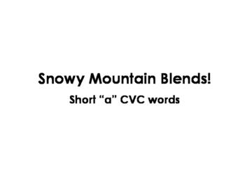 Snowy Mountain Blends