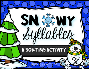 Snowy Syllables