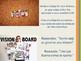 ESL Levels 3-5 Prep Free VISION BOARD (Building On Lesson