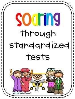 Soaring Through Standardized Tests (FREEBIE)