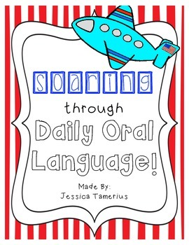 Soaring through Daily Oral Language