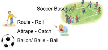 Soccer Baseball - French part 1