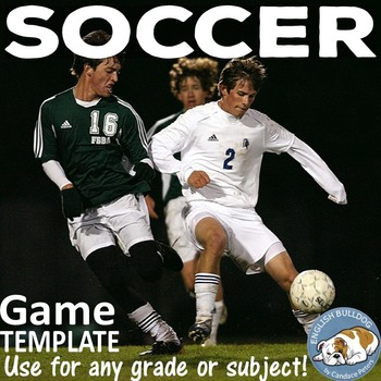 Soccer Bomb Game Template