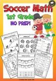 First Grade Math  Soccer
