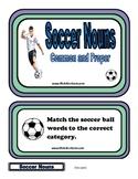 Soccer Nouns _ Common and Proper