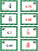 Soccer Showdown Game Cards (Converting Fractions to Decima