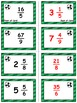 Soccer Showdown Game Cards (Improper Fractions to Mixed Nu