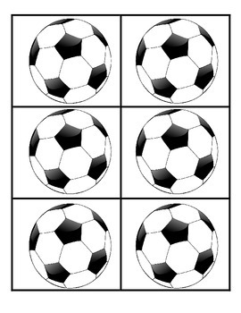 Soccer Silabas Game