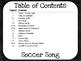 Soccer Song  1st Grade Harcourt Storytown Lesson 10