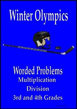 Sochi Winter Olympics math worded problems multiplication