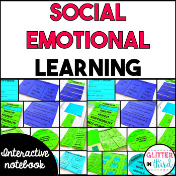 Social & Emotional Health Interactive Notebook