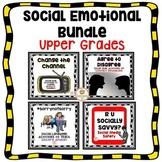 Social Skills Bundle: Upper Grades