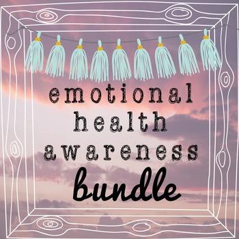 Emotional Health Awareness (Pink) Bundle: Save 40%