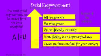 Social Entrepreneurship Resources