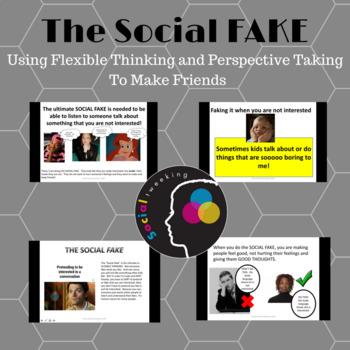 Social Fake; Flexible Thinking; Perspective Taking; Making