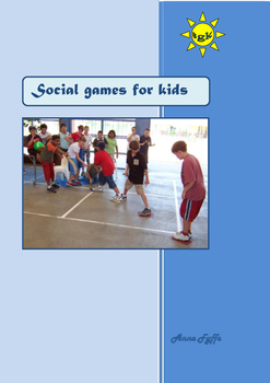 Social Games for Kids by Anne Fyffe