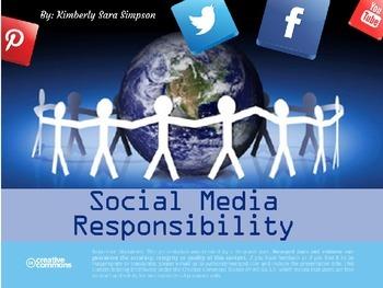 Social Media Responsibility