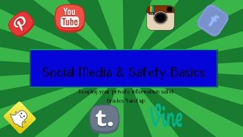 Social Media Safety Basics