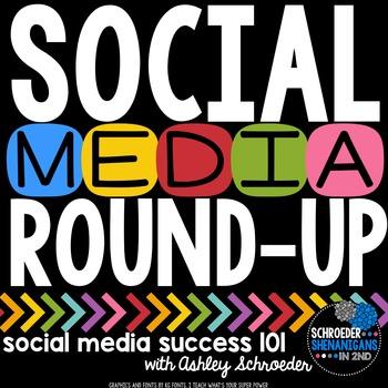 Social Media Strategies to Build your Brand: TPT Orlando 2