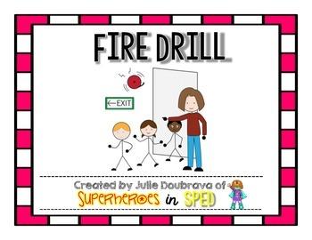 Social Narrative- Fire Drills