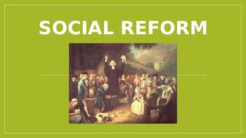 Social Reform Movement