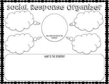 Social Response Organizer
