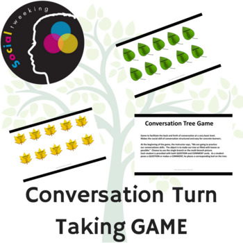 Social Skill; Conversation; Conversation Turn Taking Game