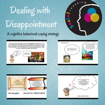 Social Skill; Dealing with Disappointment; Coping Strategy; CBT
